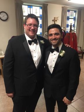 Haller Wedding